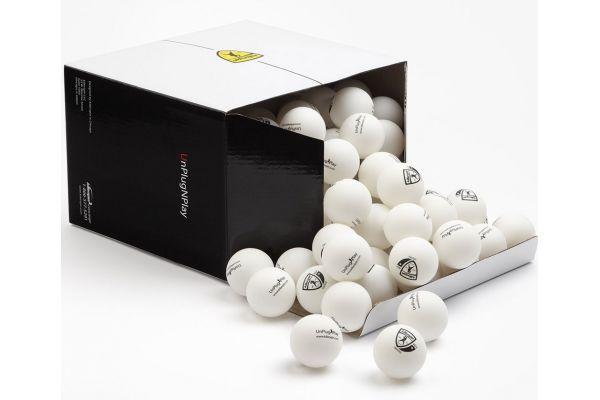 Killerspin Training White 1 Star Balls 40+ 100 pack - 201-19