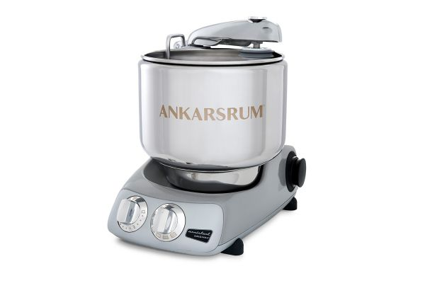 Large image of Ankarsrum AKM 6230 Jubilee Silver Original Stand Mixer - 2013A
