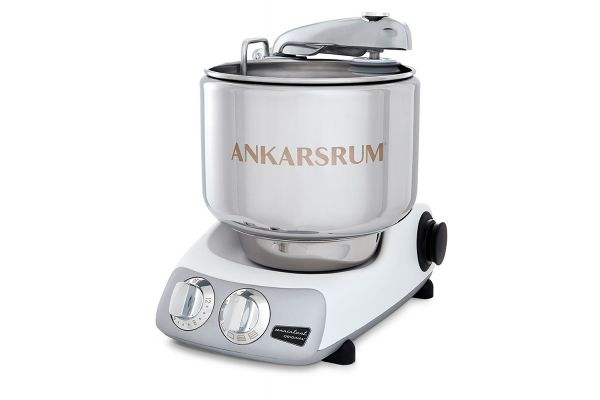 Large image of Ankarsrum AKM 6230 Gloss White Original Stand Mixer - 2016A