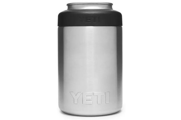 Large image of YETI Stainless Steel 12 Oz Rambler Colster Can Insulator - 21070090060