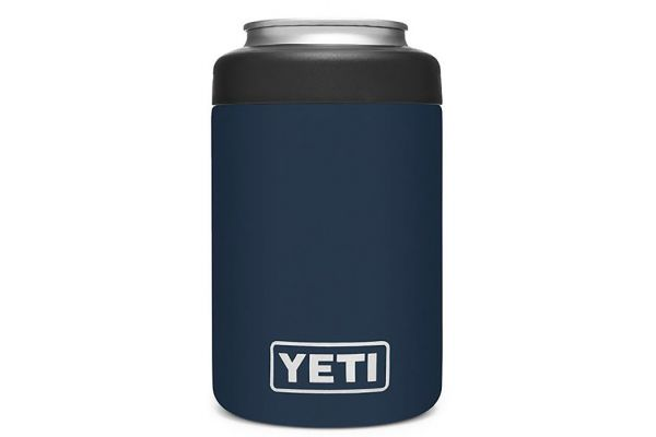 Large image of YETI Rambler 12 Oz Colster Can Insulator In Navy - 21070090061