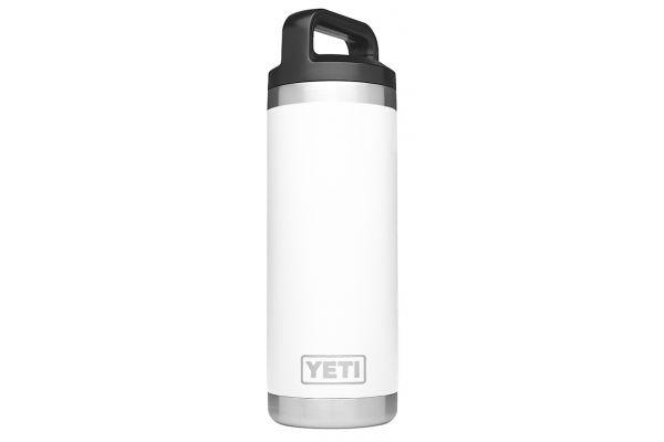 YETI White Rambler 18 Oz Water Bottle - 21071060009