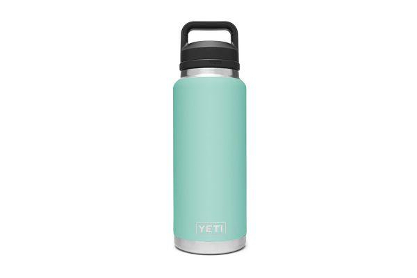 Large image of YETI Rambler Seafoam 36 Oz Bottle With Chug Cap - 21071070015