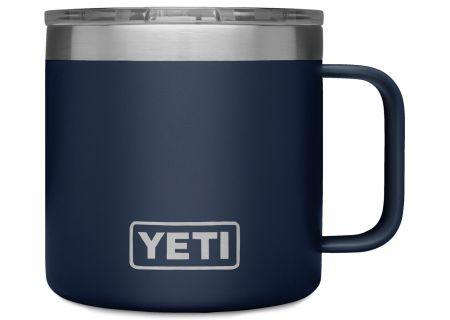 YETI Navy 14 Oz Rambler Mug - 21071300146
