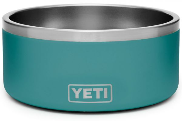 YETI River Green Boomer 8 Dog Bowl - 21071499993