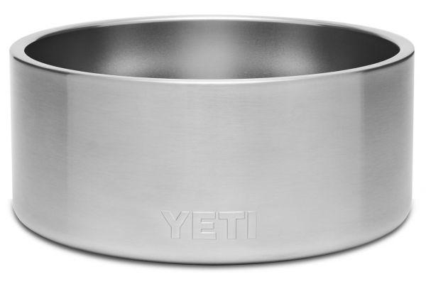 Large image of YETI Stainless Steel Boomer 8 Dog Bowl - 21071500000