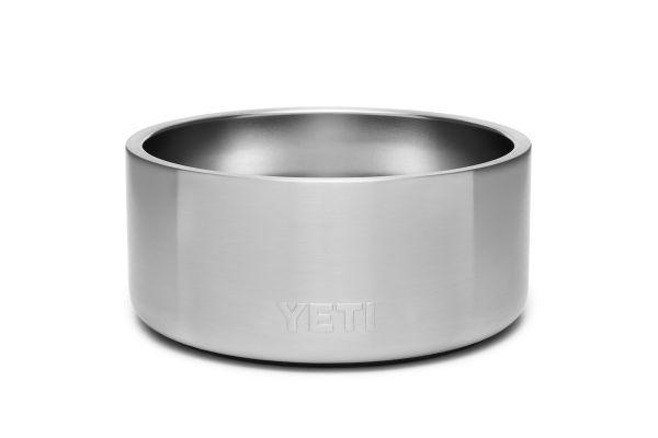 Large image of YETI Stainless Steel Boomer 4 Dog Bowl - 21071500010