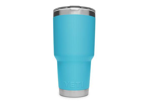 YETI Reef Blue 30 Oz Rambler With MagSlider Lid - 21071500029