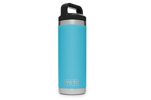 YETI Reef Blue Rambler 18 Oz Water Bottle - 21071500030
