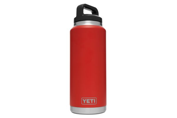 YETI Canyon Red Rambler 36 Oz Water Bottle - 21071500038