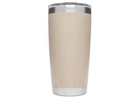 YETI Sand 20 Oz Rambler With MagSlider Lid - 21071500052