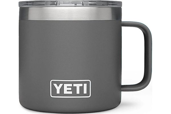 YETI Charcoal 14 Oz Rambler Mug - 21071500187
