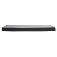 Tempur-Pedic TEMPUR-Flat Low Profile Charcoal Twin XL Foundation