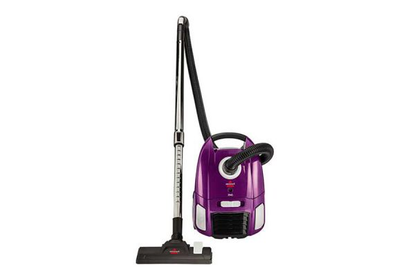 Bissell Zing Bagged Canister Vacuum - 2154