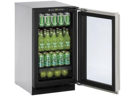 U-Line - U-2218RGLS-00B - Compact Refrigerators