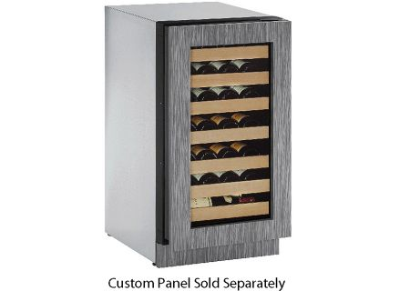 U-Line - U-2218WCINT-00B - Wine Refrigerators and Beverage Centers