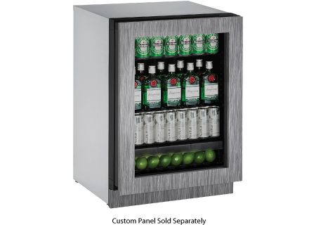 U-Line - U-2224RGLINT-00B - Compact Refrigerators
