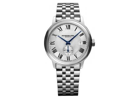 Raymond Weil Maestro Stainless Steel Automatic Mens Watch - 2238-ST-00659