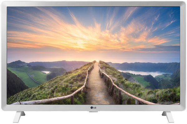 "LG 24"" White LED 720P HDTV - 24LM520D-WU"