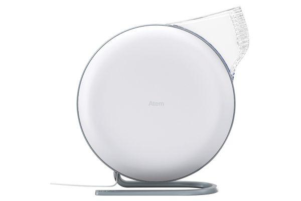 IQAir Atem White Personal Air Purifier - 2500P1002