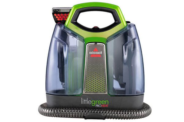 Large image of Bissell Little Green ProHeat Portable Carpet Cleaner - 2513G