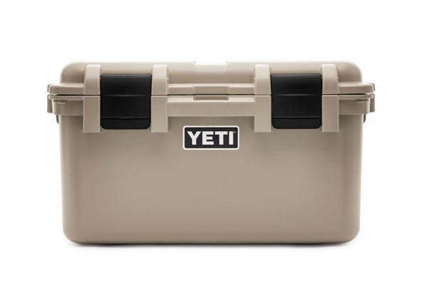 Large image of YETI Desert Tan Loadout GoBox 30 - 26010000030