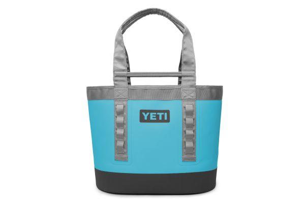 Large image of YETI Reef Blue Camino Carryall 35 Tote Bag - 26010000037