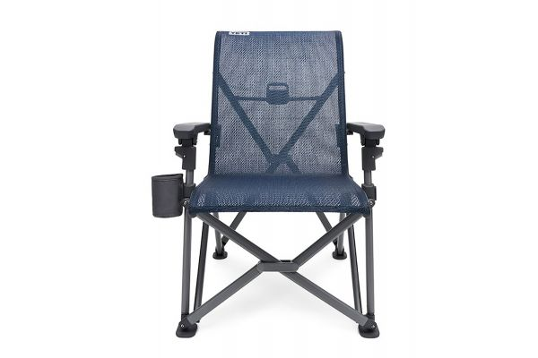 Large image of YETI Navy Trailhead Camp Chair - 26010000042