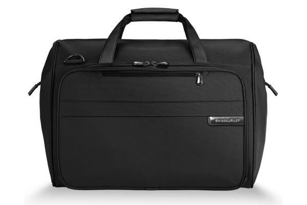 Briggs & Riley Baseline Black Framed Weekender Bag - 260-4