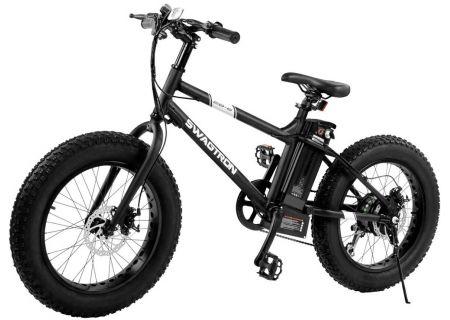 Swagtron Black Pro Electric Bike - 26060-2 EB-6