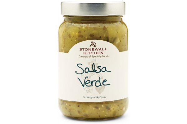 Large image of Stonewall Kitchen Salsa Verde - 261618