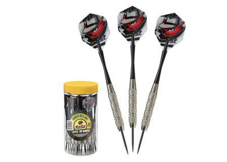 Fat Cat Jar Of Steel Tip Darts - 26-7020
