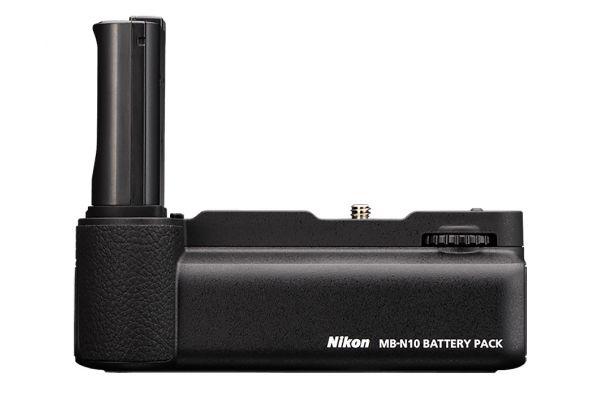 Large image of Nikon MB-N10 Multi Battery Pack - 27204-N
