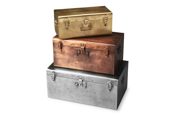 Large image of Butler Specialty Company Spirit Storage Trunk Set - 2744016