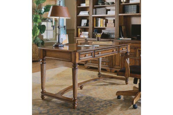 Large image of Hooker Furniture Home Office Brookhaven Leg Desk - 281-10-458