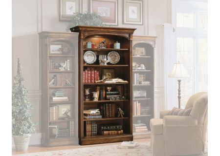 Hooker Furniture Home Office Brookhaven Open Bookcase - 281-10-545