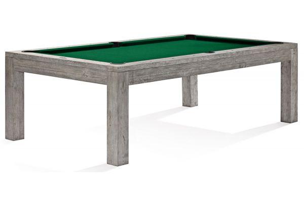 Large image of Brunswick Sanibel 8 Ft. Rustic Grey Billiard Table - 28648801350