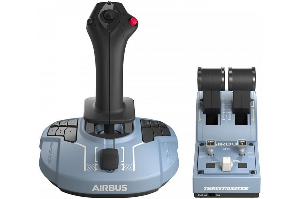 Large image of Thrustmaster TCA Officer Pack Airbus Edition - 2960842