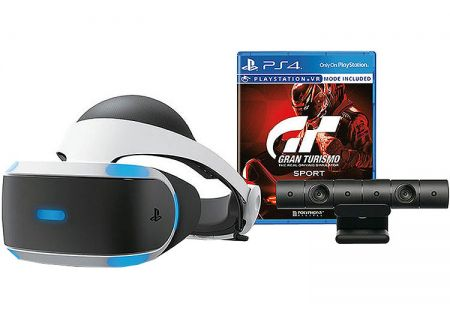 Sony PlayStation VR Gran Turismo Sport Bundle - 3002810