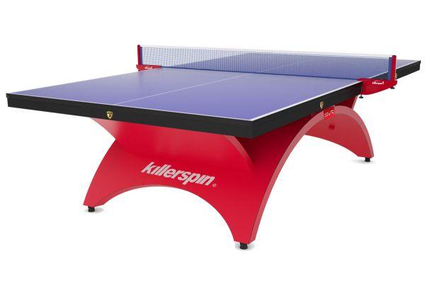 Killerspin Revolution SVR Rosso Ping Pong Table - 301-39