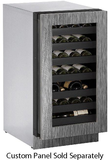 U Line Panel Ready Wine Captain Cooler U 3018wcint 00b