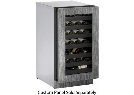 U-Line - U-3018WCINT-00B - Wine Refrigerators and Beverage Centers