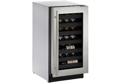 U-Line - U-3018WCS-00B - Wine Refrigerators and Beverage Centers