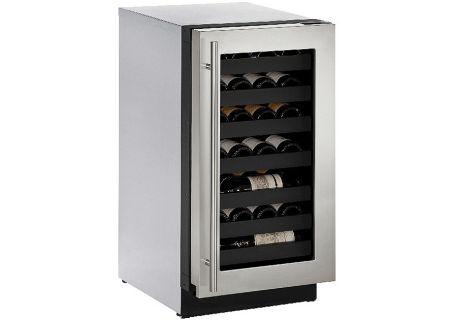 U-Line - U-3018WCS-00B - Wine Refrigerators and Beverage Centers