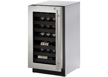 U-Line - U-3018WCS-15B - Wine Refrigerators and Beverage Centers