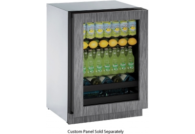 U-Line - U-3024BEVINT-00B - Wine Refrigerators and Beverage Centers