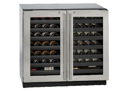 U-Line - U-3036WCWCS-13B - Wine Refrigerators and Beverage Centers