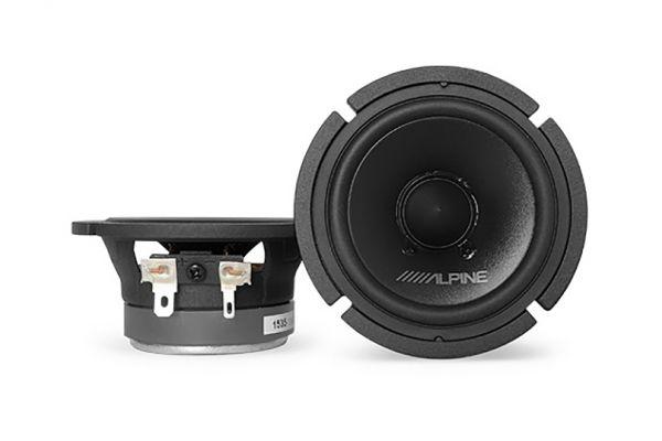 "Large image of Alpine 3"" Midrange Component Speakers (Pair) - 30MC"