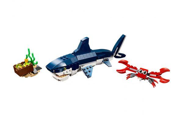 LEGO Creator 3-In-1 Deep Sea Creatures - 31088