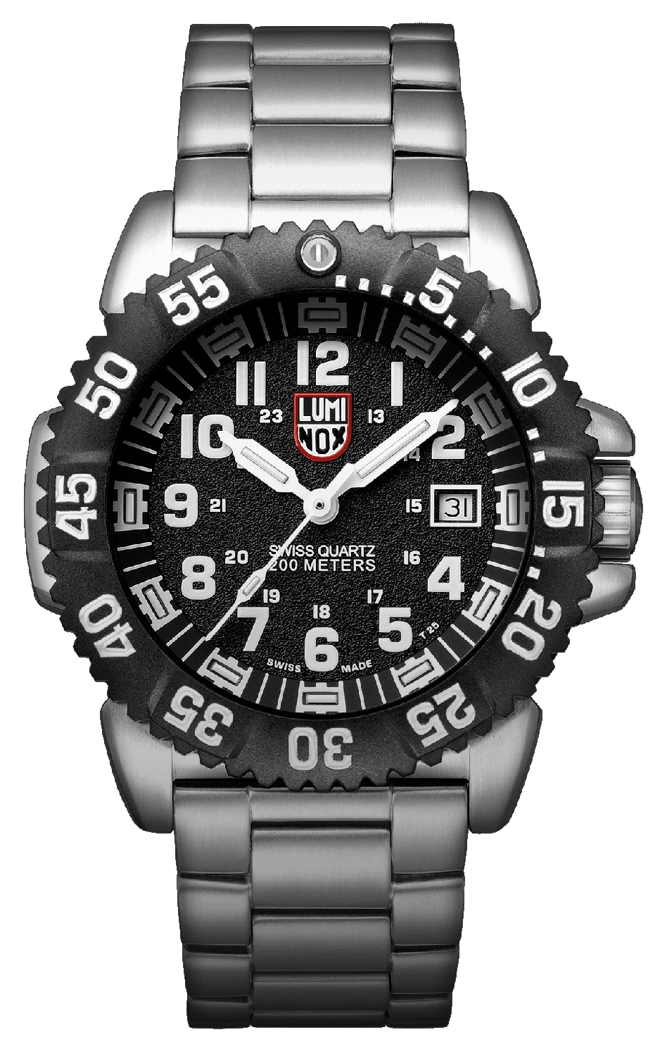 Luminox navy seal steel colormark mens watch 3152 for Luminox watches